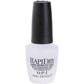 OPI Rapidry rychleschnoucí vrchní lak na nehty  15 ml