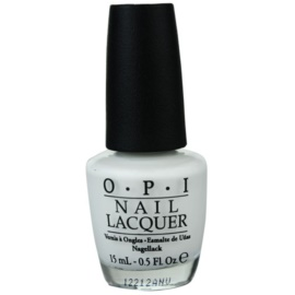 OPI Soft Shades Collection körömlakk árnyalat Alpine Snow 15 ml
