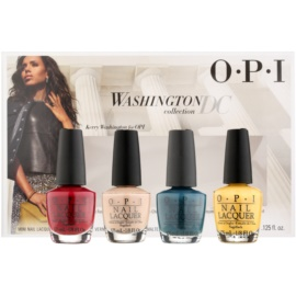 OPI Washington DC Kosmetik-Set  I.