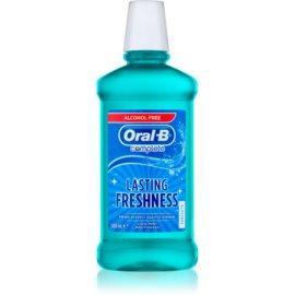 Oral B Complete szájvíz foglepedék ellen az egészséges ínyért íz Fresh Mint  500 ml