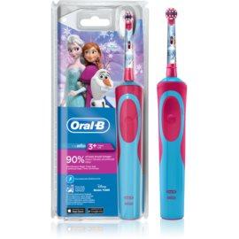 Oral B Stages Power Frozen D12.513K електрическа четка за зъби за деца  (3+)