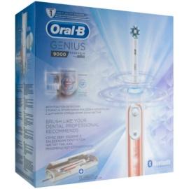 Oral B Genius 9000 Rosegold D701.545.6XC elektryczna szczoteczka do zębów   szt.