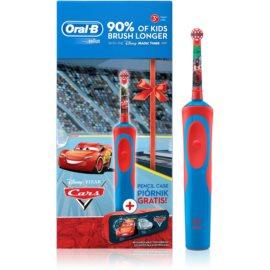 Oral B Stages Power Cars D12.513K elektrická zubná kefka pre deti