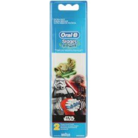 Oral B Stages Power EB10 Star Wars recambio para cepillo de dientes  extra suave   2 ud