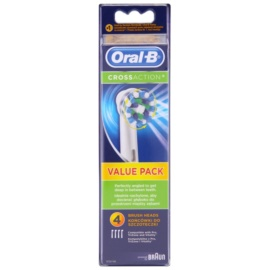 Oral B Cross Action EB 50 cabezal de recambio  4 ud