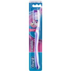 Oral B Complete Ultra Thin Bristles zubná kefka soft Violet