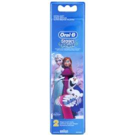 Oral B Stages Power Frozen EB10K náhradní hlavice extra soft 3+ 2 ks