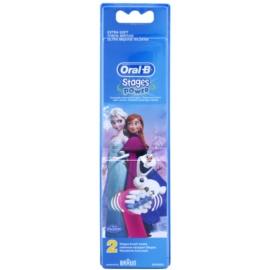 Oral B Stages Power Frozen EB10K głowica wymienna extra soft od 3 lat  2 szt.