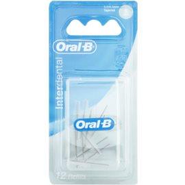 Oral B Interdental Care náhradní mezizubní kónické kartáčky 12 ks 3,0/6,5 mm