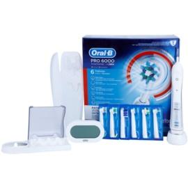 Oral B Pro 6000  D36.565.5X elektrická zubná kefka