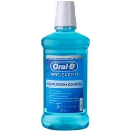 Oral B Pro-Expert Multi-Protection вода за уста за цялостна защита на зъбите  500 мл.