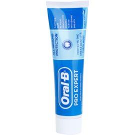 Oral B Pro-Expert All-Around Protection pasta pro kompletní ochranu zubů a svěží dech příchuť Clean Mint 100 ml
