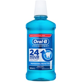 Oral B Pro-Expert Professional Protection Mundwasser Geschmack Fresh Mint  500 ml