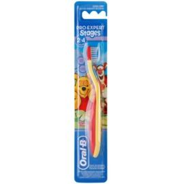 Oral B Stages 2 zubní kartáček pro děti extra soft