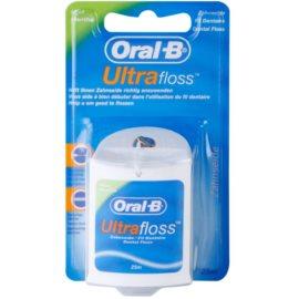 Oral B Ultra Floss fogselyem menta ízű  25 m