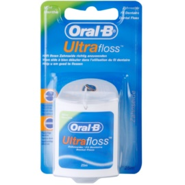 Oral B Ultra Floss hilo dental con sabor a menta  25 m