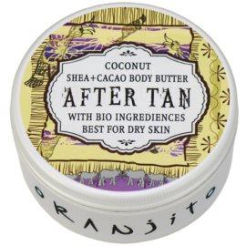 Oranjito After Tan Bio Coconut tělové máslo po opalování  100 g
