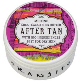 Oranjito After Tan Bio Melone tělové máslo po opalování  100 g
