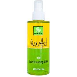 Oranjito Level 3 Shake 2-Phase Tanning Bad Sunscreen  200 ml