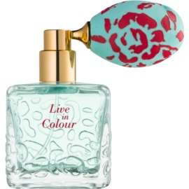 Oriflame Live in Colour eau de parfum per donna 50 ml