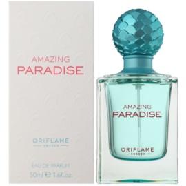 Oriflame Amazing Paradise Eau de Parfum für Damen 50 ml