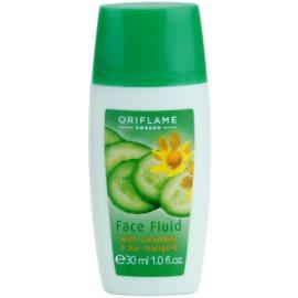 Oriflame Cucumber & Bur Marigold hydratační fluid  30 ml