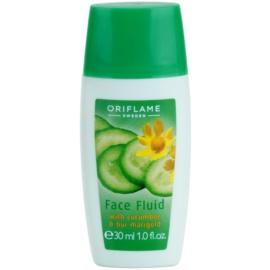 Oriflame Cucumber & Bur Marigold hydratisierendes Fluid  30 ml