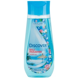 Oriflame Discover Bali Paradise sprchový gel  250 ml