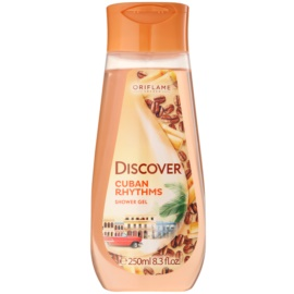 Oriflame Discover Cuban Rhythms gel duche  250 ml