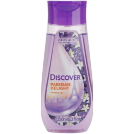 Oriflame Discover Parisian Delight gel de ducha  250 ml
