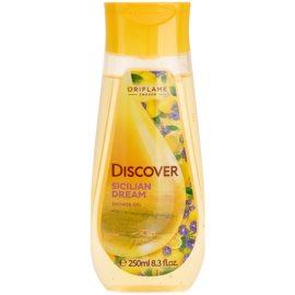 Oriflame Discover Sicilian Dream sprchový gel  250 ml