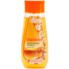 Oriflame Discover Tanzanian Grace sprchový gel  250 ml
