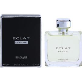 Oriflame Eclat Homme Eau de Toilette para homens 75 ml