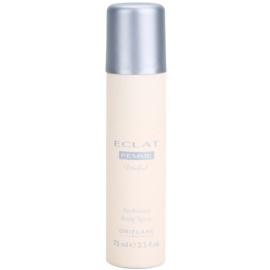 Oriflame Eclat Femme Weekend dezodorant z atomizerem dla kobiet 75 ml