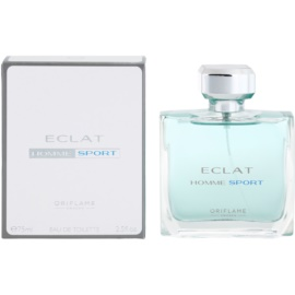 Oriflame Eclat Homme Sport Eau de Toilette for Men 75 ml