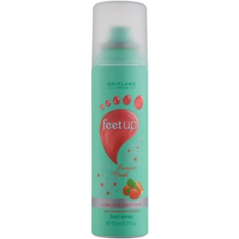Oriflame Feet Up Advanced spray refrescante para pés  150 ml