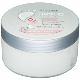 Oriflame Feet Up Advanced Hydrating Mask For Legs  100 ml