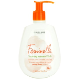 Oriflame Feminelle emulsión calmante para la higiene íntima  300 ml