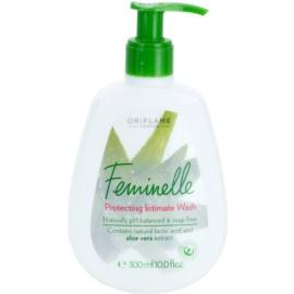 Oriflame Feminelle ochranná emulzia na intímnu hygienu  300 ml