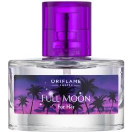 Oriflame Full Moon For Her toaletní voda pro ženy 30 ml