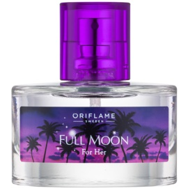 Oriflame Full Moon For Her Eau de Toilette voor Vrouwen  30 ml