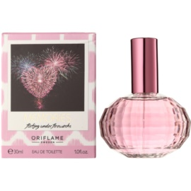 Oriflame Memories: Flirting Under Fireworks eau de toilette nőknek 30 ml