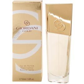 Oriflame Giordani Gold Eau de Parfum para mulheres 50 ml
