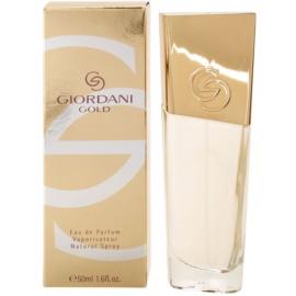 Oriflame Giordani Gold parfémovaná voda pro ženy 50 ml