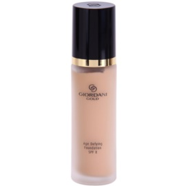 Oriflame Giordani Gold Make-up anti-aging SPF 8 Natural Beige 30 ml
