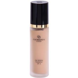 Oriflame Giordani Gold protivráskový make-up SPF 8 Natural Beige 30 ml