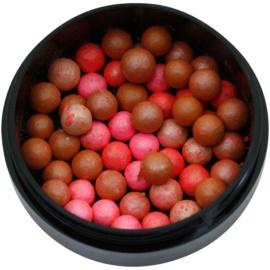 Oriflame Giordani Gold  bronzující pudr v kuličkách odstín Natural Radiance 25 g