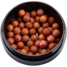 Oriflame Giordani Gold  bronzující pudr v kuličkách odstín Dark Bronze 25 g
