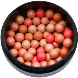 Oriflame Giordani Gold  Bräunungspuder als Perlen Farbton Natural Peach 25 g