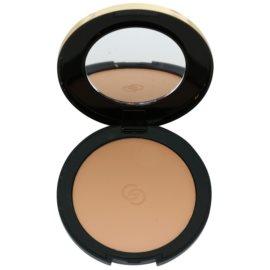 Oriflame Giordani Gold minerální kompaktní pudr SPF 15 odstín Natural 9 g